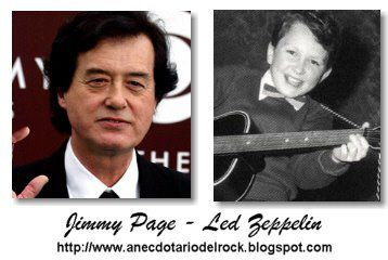 Jimmy Page...