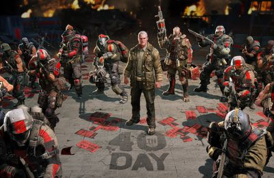 GC 2009 : Image d'Army of Two : Le 40ème Jour