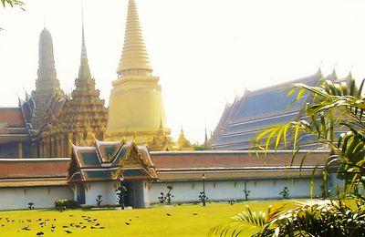 8. El Wat Phra Kaeo y el Gran Palacio
