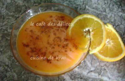 Salade orange/carotte