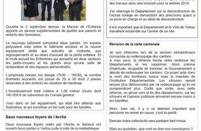 La Lettre d'information de Rodolphe Amailland - Novembre 2013