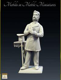 Phileas Fogg - Mobilis in Mobile Miniatures