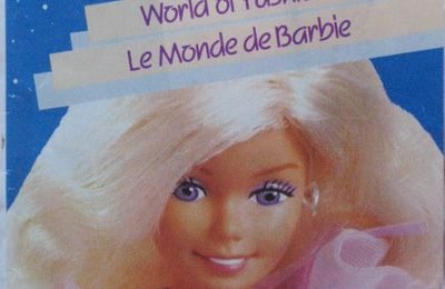 Catalogue Mattel-Barbie 1986