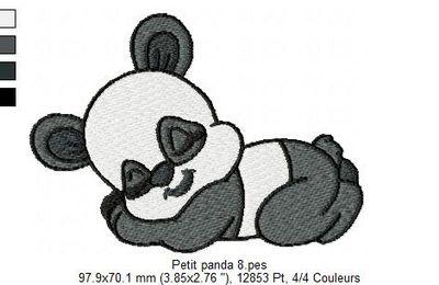 Petit panda 8