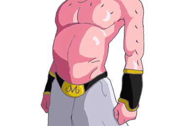 Majin bou colorisation