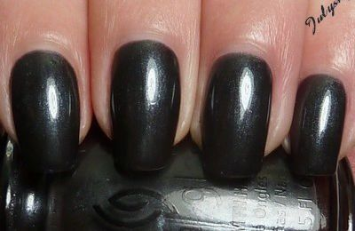 Black Diamond - China Glaze.