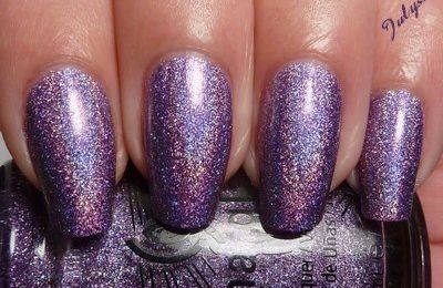 Octa Gone Wild - China Glaze.