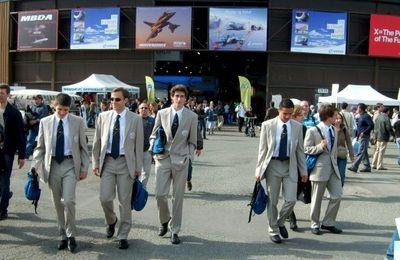 Les Cadets de l'Air 2009 au Bourget