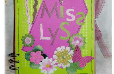 un mini à cartes pour miss lys !!!