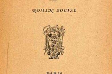 Letteratura libertaria. Caroline Granier, I romanzi degli anarchici, [Les romans des anarchistes].