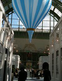L'Iris Noir était à la Biennale des Antiquaires