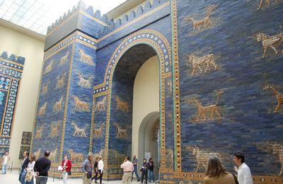 Babylone - Porte d'Ishtar