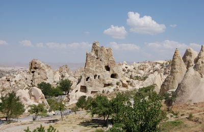 Turquie - Cappadoce fresques byzantines