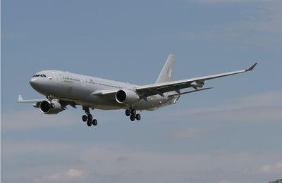 Arabia Saudí compra tres aviones Airbus A-330 MRTT.