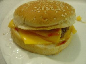 Hamburgers de Mathys