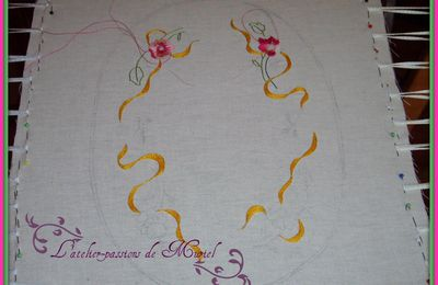 Nouvelle broderie...
