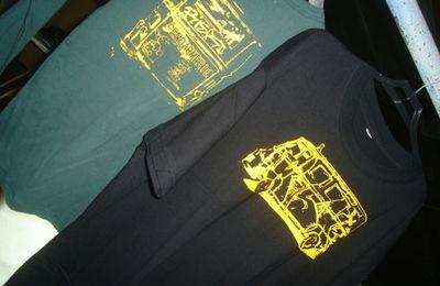 t-shirts sérigraphiés / RISK II
