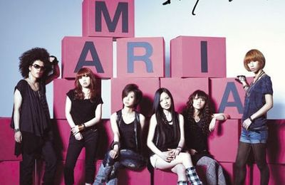 [J-Music] MARIA, Day by Day