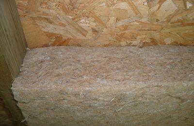 laine de bois chanvre