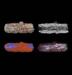 Des bijoux de l'ancienne Egypte montés à partir de météorites !