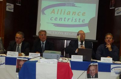 "MONTPELLIER: ""ALLIANCE DES INDEPENDANTS"""