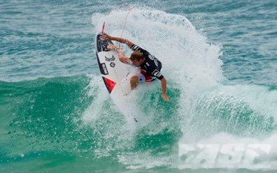 Surf - ASP World Tour : Taj Burrow le plus fort à Snapper !