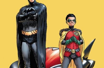 Batman and Robin 1 (MORRISON/QUITELY)