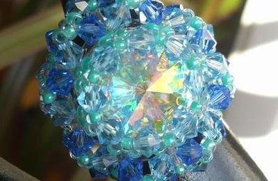 Ring Aqua