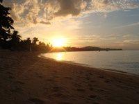 Sonnenuntergang auf Koh Samui