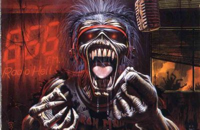Iron Maiden, mi primer post