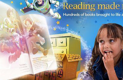 Disney lance un site de lecture pour les enfants