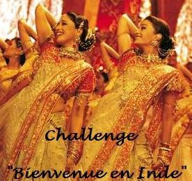 Challenge Bienvenue en Inde !