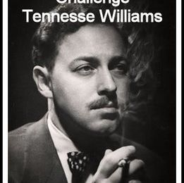 Challenge Tennessee Williams