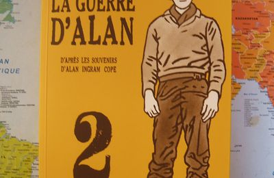 Emmanuel Guibert, La guerre d'Alan, tome 2, L'Association, Paris, 2008.
