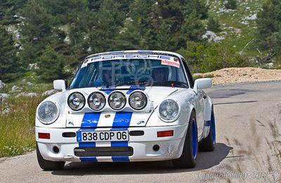 Rallye de Mouans Sartoux (06) vintage !!