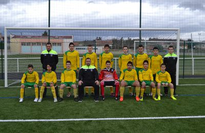 Album - Photos-U15-2013-2014