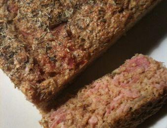 Cake au jambon dukan