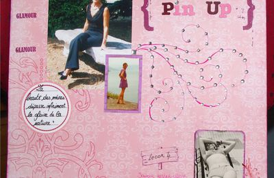 "Album maman...""Pin up"""