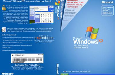 Windows Xp Profesional SP3 (Original)