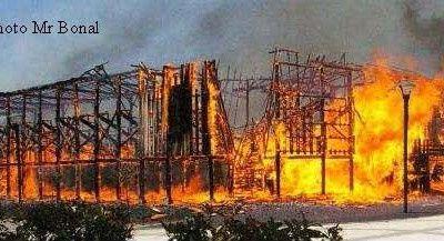 Incendie photos en ligne