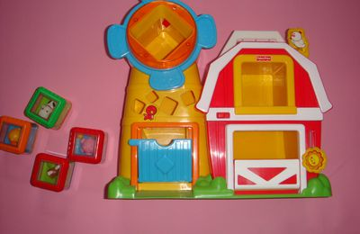 le moulin de la ferme fisher price