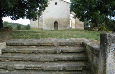 FONTVIEILLE, chapelle saint Jean.