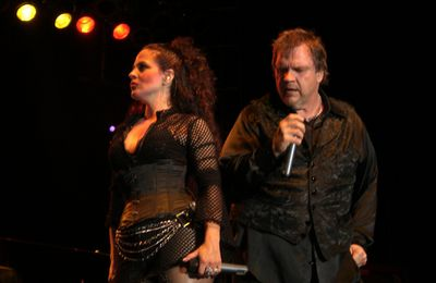 MEAT LOAF sur Scène - Album Complet - 200 Photos
