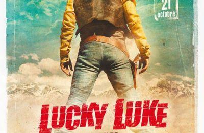 Lucky Luke au ciné