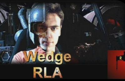 "Pourquoi ""Wedge R.L.A."""