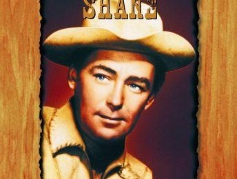 Shane ou l'homme des vallées perdues.