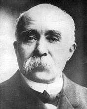 Georges Clémenceau - 1841 / 1929