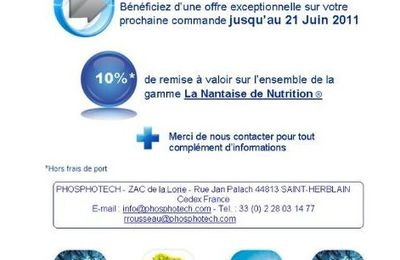 La Nantaise de Nutrition