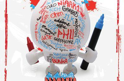 "Expo "" elements"" Artoyz 2009: un pour tous, tous au custom!"
