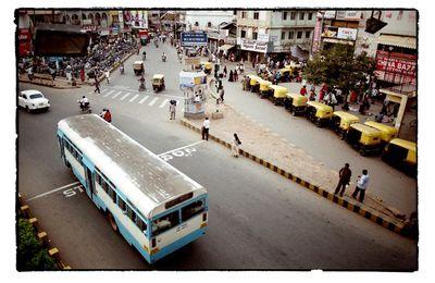 Carnet de voyage - Miroirs de l'Inde